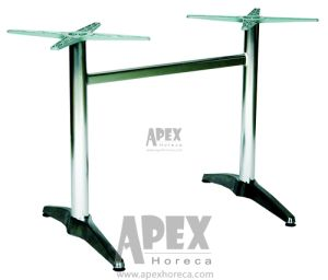 Outdoor Table Aluminum Table Base for Restaurant (AB2106A) pictures & photos