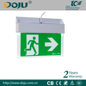 DJ-01k LED Emergency Light with CB(wall mounted)