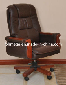 Height Adjustable Leather Executive Manager Chair (FOH-B80) pictures & photos