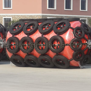 Floating PU Foam Filled Marine Buoy and Fenders / Floater for Vessel pictures & photos