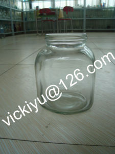 Big Food Glass Storage Jars 1L~12L, Large Square Glass Bottles pictures & photos
