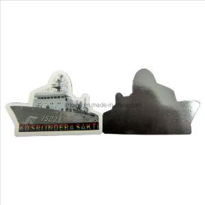Custompvc Fridge Magnet with Ship Shape (FM-08) pictures & photos