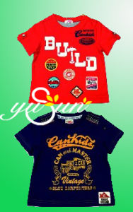 Children′garment / Children′s Clothes / Boy′s T-Shirt (CH0004) pictures & photos