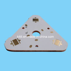 High Power Copper LED PCB (Triangle)