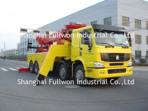 HOWO 32t - 38t Steyr Road Wrecker pictures & photos