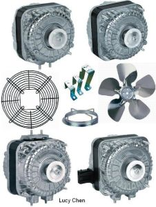5W Good Quality Refrigerator Shaded Pole Fan Motor pictures & photos