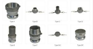 High Quality Hose Camlock Coupling pictures & photos