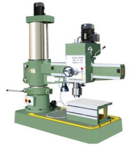 Radial Drilling Machine with CE Approved (Radial Drilling Z3040X11B) pictures & photos