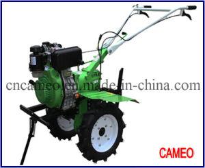 Cp1050 6HP 4.4kw Diesel Tiller Two Wheel Tiller Mini Tiller Garden Tiller Farm Tiller Rotary Tiller Diesel Power Tiller pictures & photos