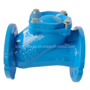 Ball Check Valves Flanged Ends pictures & photos
