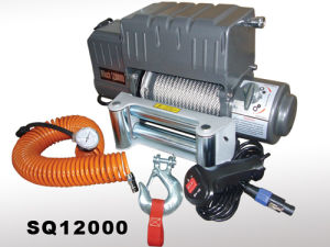 Electric Winch with Air Compressor (SQ12000)