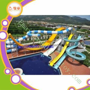 Fiberglass Thrilling Water Park Slide Aqua Slides Equipment Price pictures & photos