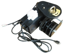 Motorized Worm Gear Winch (HP-20M) pictures & photos