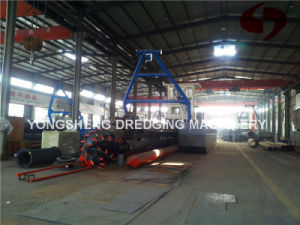 Demountable Cutter Head Dredging Machine for Small Lake (CSD 150) pictures & photos