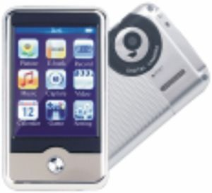 2.8′′ TFT Camera Touch Screen MP4 Player (WF-1272)