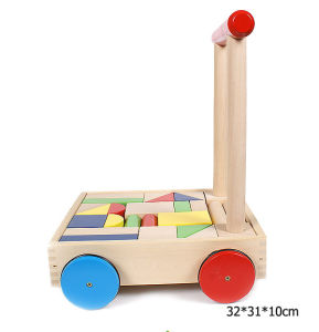 Wooden Toys / Building Bricks (HSG-T-023)