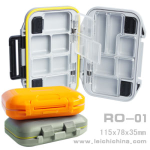 Waterproof Compartment Fly Fishing Box pictures & photos