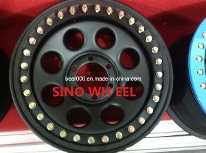 17 Inch Beadlock Steel Wheel pictures & photos
