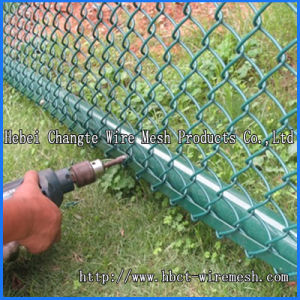 Tennis Court Wire Mesh Fence pictures & photos