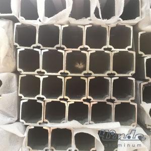 Aluminium Profile/Aluminum Extrusion Bar for Ladder Frame pictures & photos