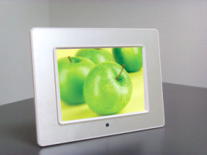 8 Inch Digital Photo Frame With MP3/ Video Play (AL0802)