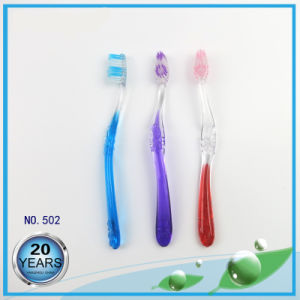 Heavy Big Handle Adult Toothbrush pictures & photos