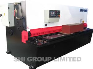 Hydraulic Swing Beam Shearing Machine QC12k-8*2500 Dac-310