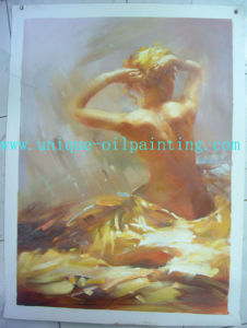 Oil Painting, Impression Oil Painting, Nude Oil Painting