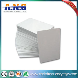 Cr80 Credit Card Size ID White Blank Plastic Card pictures & photos