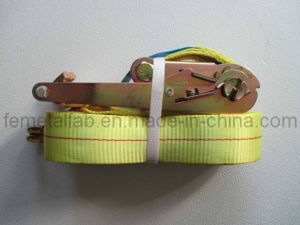 Ratchet Strap, Ratchet Tie Down Strap, Ratchet Tie Down, Trailer Part, Truck Part (RT-0101)