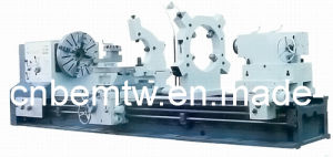 Large Size Conventional Horizontal Lathe pictures & photos
