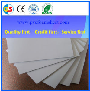 PVC Celuka Sheet PVC Foam Sheet pictures & photos