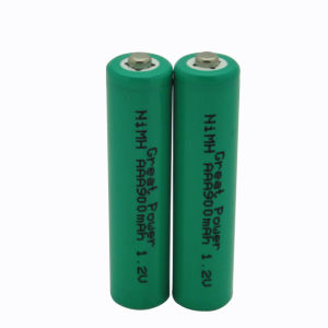 1.2V Rechargeable NiMH Battery H-AAA 900mAh