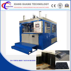 High Precision Thick Sheet Plastic Vacuum Former Machine pictures & photos