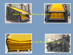 Circular Screening Equipment with Polyurethane Plate pictures & photos