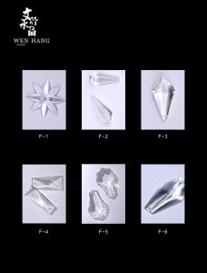 Crystal Chandelier Pendant (WHTC-X006)