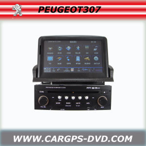 Car DVD Player GPS for Peugeot307 (HT-Q803)