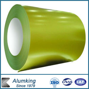 Feve/Epoxy Color Coated Aluminium Coil for Ceiling pictures & photos