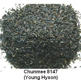 Green Tea (Chunmee 8147 - Young Hyson) (The Vert De Chine)