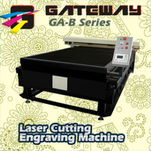 Large-Scale Laser Bed With Ballscrew Ga-B1325h