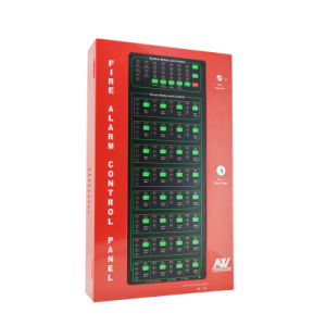 Aw-Cfp2166 Asenware 1 Zone to 32 Zones Conventional Fire Alarm System pictures & photos