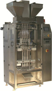 Multi-Line Bagging Machine / Stickpack / Vffs / Granulates pictures & photos