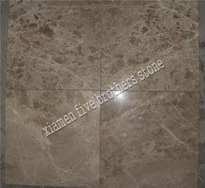 Light Emperador Marron Brown Marble Tile