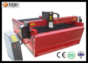 Plasma Cutting Machine Tzjd-1325p CNC Router pictures & photos