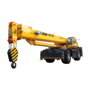 Rough Terrain Cranes (RT100)