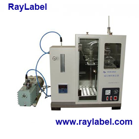 Vacuum Distillation Tester (RAY-0165) pictures & photos