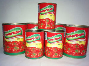 Canned Tomato Pastge