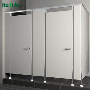 Jialifu Solid Core Phenolic Resin Laminate Shower Room Partition pictures & photos