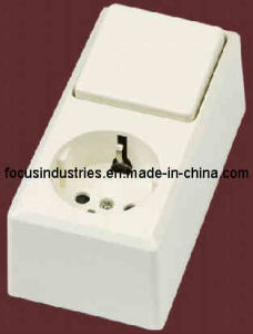 Wall Surface Mounted Socket (9029-5)