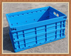 Durable Superior Plastic Floding Foldable Container for Storage pictures & photos